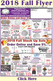 2018 Fall sale