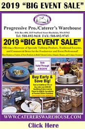 2019 Event Sale