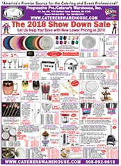 2018 Showdown sale