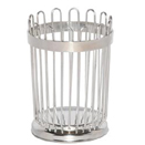 WIRE BASKETS - POLISHED, 3.75
