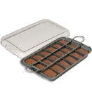 BROWNIE SLICER PAN WITH COVER