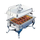STAINLESS STEEL CHAFER COVER HOLDER