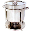 18/8 STAINLESS SOUP CHAFER/MARMITE