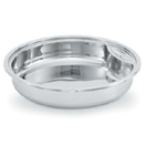 6 QT. ROUND FOOD PAN, STAINLESS, FOR CHSS-46122, CHSS-46123 & CHSS-46125