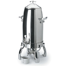 5 GAL. COFFEE URN, STAINLESS STEEL