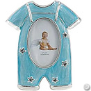 BLUE BABY CLOTHING FRAME, 2