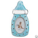 BLUE BABY BOTTLE FRAME, 2