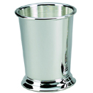 MINT JULEP CUP, SILVERPLATED, 7OZ.