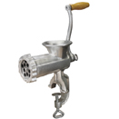 #8 MANUAL MEAT GRINDER & SAUSAGE STUFFER