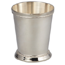 MINT JULEP CUPS, SILVERPLATED