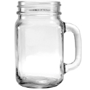 16 OZ. MASON JAR GLASS, CASE PACK 2 DOOZEN
