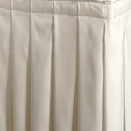 BOX PLEAT, VALUE-TEX SKIRTING, VARIOUS COLORS