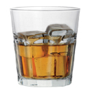 1.75 OZ SHOT GLASS, CASE OF 6 DOZ
