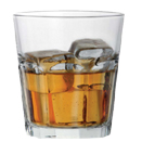 10.25 OZ ROCKS GLASS, CASE OF 4 DOZ