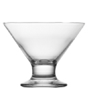 6.5 OZ STEMLESS MARTINI, CASE OF 2 DOZ