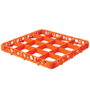 16-COMPARTMENT DIVIDED EXTENDER, ORANGE