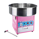 COUNTERTOP COTTON CANDY MACHINE - ELECTRIC COTTON CANDY MACHINE, 20.5