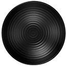 MODERNAIRE BLACK MELAMINE BOWLS AND TRAYS