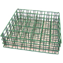 25 COMPARTMENT WIRE GLASSWARE BASKET