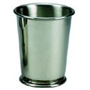 MINT JULEP CUP, 10 OZ., PEWTER
