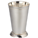 MINT JULEP CUP, 16 OZ., SILVERPLATE