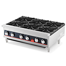 6-BURNER CAYENNE<SUP>®</SUP> COUNTERTOP GAS HOT PLATE