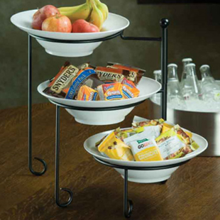 Buffet Display Stands 41 TIER DESSERT BUFFET DISPLAY STAND TWISTED WROUGHT IRON Buy 25