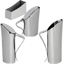 BEVERAGE SERVERS, MILAN COLLECTION, 18/8 STAINLESS