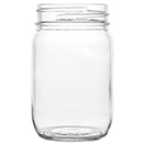 12 OZ COUNTRY ALL-PUROSE JAR, CASE OF 1 DOZEN