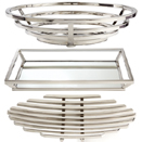BEAM COLLECTION BASKETS AND TRAYS