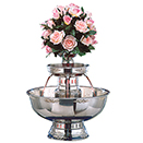 BEVERAGE FOUNTAINS, STAINLESS STEEL