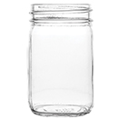 14 OZ COUNTRY BEVERAGE JAR, CASE OF 1 DOZEN