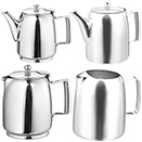 BEVERAGE SERVERS, VENUS COLLECTION, 18/10 STAINLESS