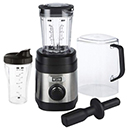 BLENDER WITH SOUND SHIELD, 32 OZ.