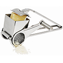 CHEESE GRATER, 18/10 STAINLESS STEEL
