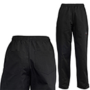 MEN'S CHEF PANTS, BLACK