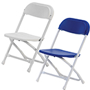 FOLDING CHAIR WITH METAL FRAME FOR CHILDREN, RHINO™
