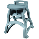 PLASTIC HIGH CHAIRS