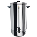 4.5 GALLON COFFEE MAKER, STAINLESS