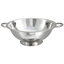 COLANDER, STAINLESS STEEL