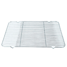 COOLING RACK WITH BUILT IN FEET, CHROMEPLATED
