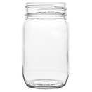 16 OZ COUNTRY ALL PURPOSE JAR, CASE OF 1 DOZEN