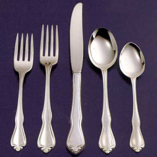 CROYDON FLATWARE COLLECTION