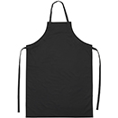 APRON, WATER RESISTANT, LIGHTWEIGHT, BLACK