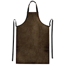 DISHWASHER APRON, WATER RESISTANT, HEAVYWEIGHT, BROWN