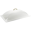 DOME COVER, FULL SIZE, POLYCARBONATE