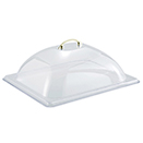 DOME COVER, HALF SIZE, POLYCARBONATE