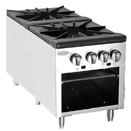 DOUBLE STOCK POT STOVE