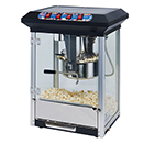 ELECTRIC POPCORN POPPER, BLACK