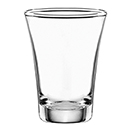 3 OZ. SHOT GLASS, CASE PACK 6 DOZEN